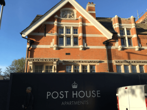 New Post Office Apartments Woodford